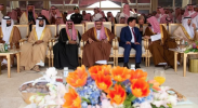 Custodian of the Two Holy Mosques Patronizes Closing Ceremony of 3rd King Abdulaziz Camel Festival