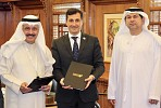 UAE's Etihad Credit Insurance and Dhaman sign re-insurance agreement to strengthen  inter-Arab trade in the region and UAE exports globally