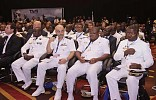 International Naval Forces Leaders speaking at IMDEC in Accra  24-25 July