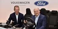Volkswagen & Ford unite for Self-Driving Electric Cars