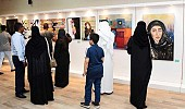 Artists gather in Dammam to brush up their skills