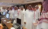 Minister of Media inspects preparations of ministry and its affiliated bodies for Hajj season