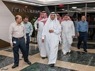 Minister of Energy inspects Saudi Aramco plants in Abqaiq