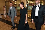 Victoria Beckham at Mall of the Emirates' annual World of Fashion showcase