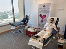 LG Saudi Arabia organizes blood donation campaign in cooperation with King Abdulaziz University Hospital and Jameel Square