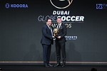 Ryan Giggs picks up Player Career accolade and Joao Felix scores Best Revelation Player at Dubai Globe Soccer Awards presented by Audi