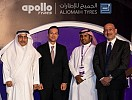 India's Apollo Tires enters Saudi market with aims to sell 800,000 tires in 5 years