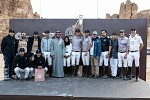 World First AlUla Desert Polo Attracts VIP Cast to Ancient Heritage Site