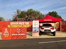 ACCIONA BRINGS SUSTAINABLE MOBILITY TO SAUDI ARABIA'S FIRST DAKAR RALLY