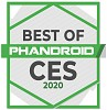 "HUAWEI FreeBuds 3 and HUAWEI WATCH GT 2 Won ""Best of CES2020"" Award and ""Editor's Choice"" Award"