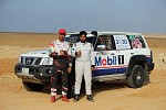 "Captain of Mobil 1 Car Racing Team gets ready for  ""Hail International Rally 2020"""