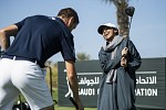 Saudi International well underway as fans flock to see the world's best players and go wild for 'unbelievable' post-golf concerts