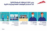 RTA takes additional measures to protect metro, bus and taxi riders