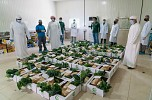 Shurooq delivers free organic foods to families in need in Sharjah