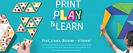 HP Launches Free Print, Play & Learn Platform