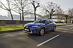 LEXUS UX 300e: Electrified Driving Experience Crafted by  'TAKUMI' Master Drivers