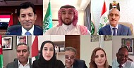 Minister of sports takes part in a virtual meeting of the Arab ministers of youths and sports