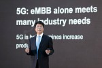 Huawei Rotating Chairman Highlights Practices and Prospects of 5G in Digital Transformation for Industries at GSMA Thrive