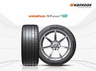 Hankook supplies special e-tires for Porsche Taycan electric sports cars