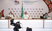 Saudi minister of human resources and social development addresses G20 employment and labor ministers virtual meeting