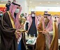 On behalf of HRH Crown Prince, Riyadh Governor Patronizes Annual Horse Race on Crown Prince Trophy