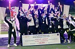 Challenge Team maiden Saudi community level Women's Football League finals winner