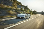 Porsche celebrates Boxster 25th anniversary with limited-edition model