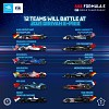 THE 2021 DIRIYAH E-PRIX IS SET FOR ITS BIGGEST EVER LINEUP OF DRIVERS WHEN IT GOES UNDER THE LIGHTS FEBRUARY 26-27: HERE'S YOUR CHANCE TO MEET THEM ALL
