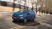 Ford EcoSport's Visually Efficient Design Complements Established Family-Friendly On-Road Capability