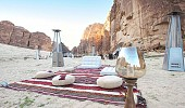 AlUla's natural wonders provide setting for wellness activities