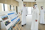 Saeed Al Tayer inspects work progress at 4th phase of the Mohammed bin Rashid Al Maktoum Solar Park