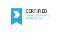 Certified Digital Marketing Professional (CDMP v8)