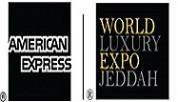 American Express World Luxury Expo 2017 - Jeddah
