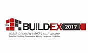 Buildex 2017 - The 19th Saudi Int'l Building, Construction & Heavy Equipment Exhibition