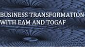 Business Transformation with EA and TOGAF