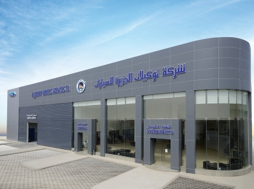Ford Vehicle Showroom >> Al Jazirah Vehicles Agencies Opens New Ford Showroom In Alrayyan