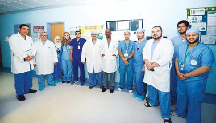 KSA breaks new ground in cardiac procedures