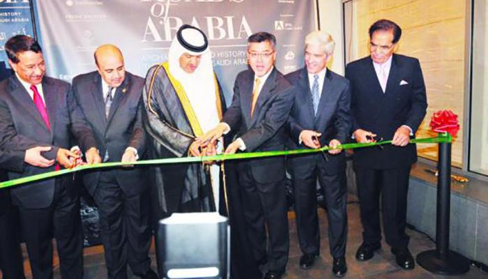 SCTA holds heritage exhibition in US