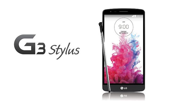 LG G3 Stylus THE LATEST STYLISH NOTE SMARTPHONE IS NOW AVAILABLE IN SAUDI MARKET