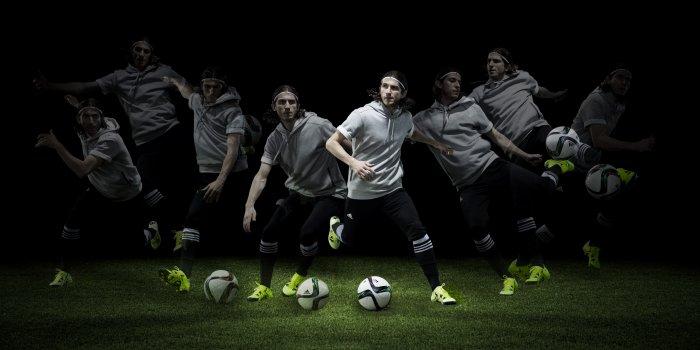 Adidas presenta el X y ACE para ayudarte a ser la diferencia ojo de
