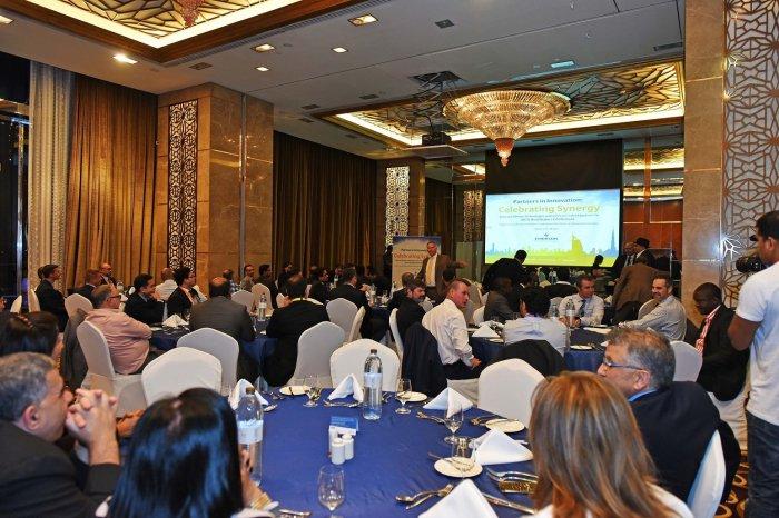 Emerson Climate Technologies MEA hosts 2015 Distributors