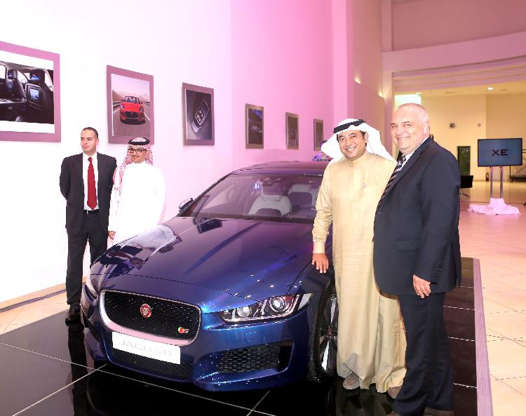 Mohamed Yousuf Naghi Motors Unveils The New Jaguar Xe In Saudi Arabia Market Eye Of Riyadh