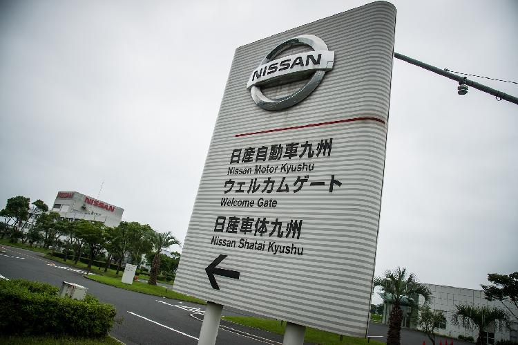 Nissan's Kyushu plant celebrates 40 years of production