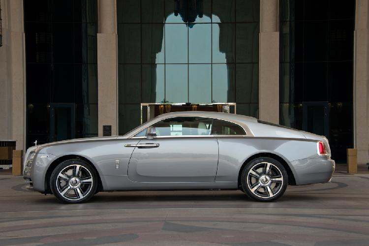 The Limited Edition Rolls Royce Wraith Inspired By Film Arrives In
