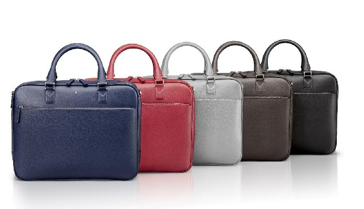 ca3119d40023 Montblanc launches Sartorial leather collection - Eye of Riyadh