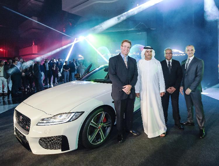 Al Tayer Motors Reveals the All-New Jaguar XF in the UAE