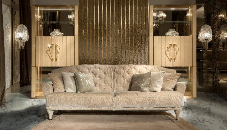Make Your Home The Most Beautiful This Season With Haute Couture Furniture  From Cornelio Cappellini!