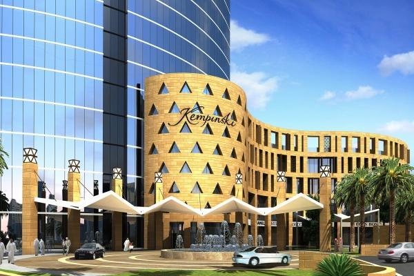 0a4e062e7 فندق برج رافال كمبينسكي: شريك الضيافة مع جمهورية ألمانيا في مهرجان الجنادرية