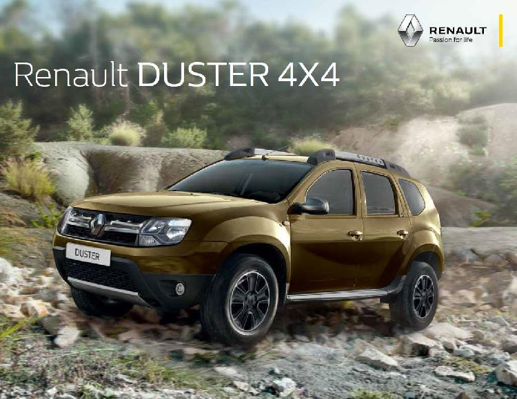 the all new renault duster 2016 exceeds expectations eye of riyadh. Black Bedroom Furniture Sets. Home Design Ideas