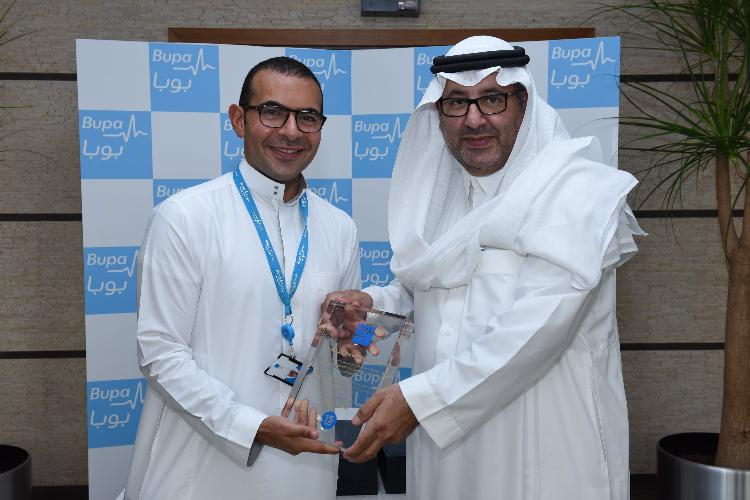 Bupa Arabia Renews Partnership with National Food Industries Company